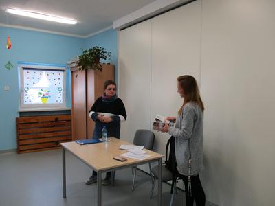Galeria Spotkanie z psychologiem i neurologopedą